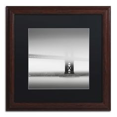 Golden Gate by Dave MacVicar Matted Framed Photographic Print