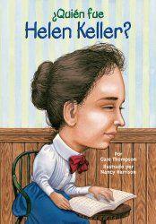 Biografías Infantiles A los dos años, Helen Keller quedó sorda y ciega. Ella vivía en un mundo de silencio y la oscuridad. Pero con la ayuda de la maestra Annie Sullivan, Helen aprendió a leer, escribir y hacer muchas cosas extraordinarias. Esta biografía inspiradora es perfecta para los jóvenes lectores. Dibujos en blanco y negro, barras laterales sobre temas relacionados, tales como Louis Braille, una cronología, y una bibliografía mejorará la comprensión de los lectores sobre el tema.