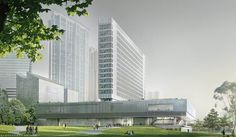 415 M+ Hong Kong Competition 2012-2013, project 2013 – planned completion 2019