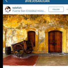 Compartiendo fotos de las #puertas que más me gustan en Instagram. #doors.