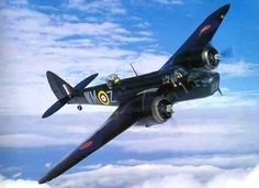 avion sur flotte | Bristol Blenheim aircraft profile. Aircraft Database of the Fleet Air ...