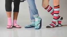 V-Toe Socks - Stylish Flip Flop Socks! V-Toe, we're not just a flip flop sock....we're a Style! www.VtoeSocks.com