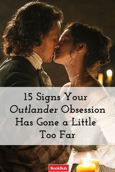 Yes. To all of these #Outlander