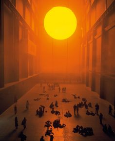 The Weather Project, 2012 - Olafur Eliasson