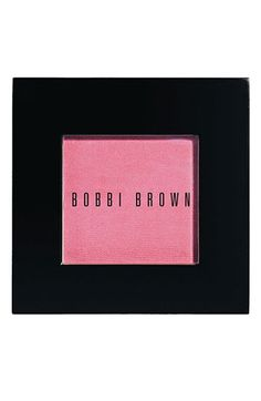 Bobbi Brown Blush in Peony- the perfect rosy pink
