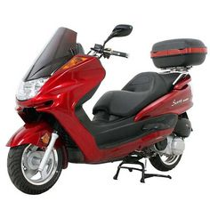 I would love a speedy scooter! Moped Scooter, Kick Scooter, Armor Concept, Car Wheels, Atv, Motorbikes, Touring, Dream Cars, Honda