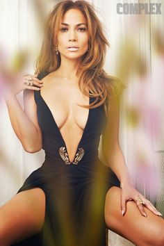 World Country Magazines: Actors, dancers, musicians, music producers: Jennifer Lopez - Complex, February/March 2015 Issue