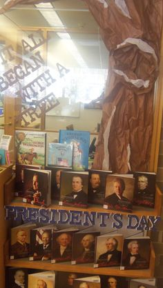 It all began with a tree- President's Day