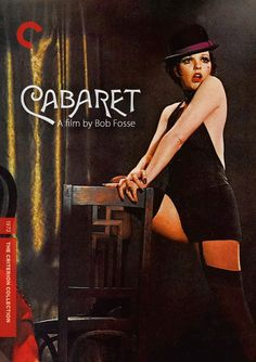 Fake Criterion cover for Cabaret by Jeff Bowen.