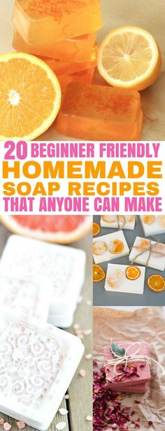 Homemade soap recipes for beginners. Learn how to make homemade soap bars with these easy soap recipes. Diy Savon, Piel Natural, Soap Making Supplies, Homemade Soap Recipes, Homemade Soap Bars, Soap Making Recipes, Bath Recipes, Homemade Products, Bath Products