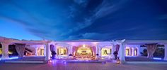 Photo: Hotel Le Mirage · Photo by Wayne Chasan · © www.chasan.com