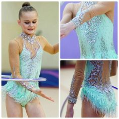 RG leotard (for Petra Meijer) All About Gymnastics, Gymnastics Leos, Rhythmic Gymnastics Leotards, Dance Leotards, Gymnastics Costumes, Gymnastics Outfits, Dance Costumes, Skate Wear, Figure Skating Dresses