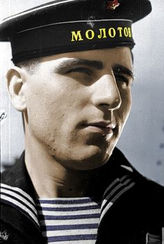 Russian Sailor-ww2