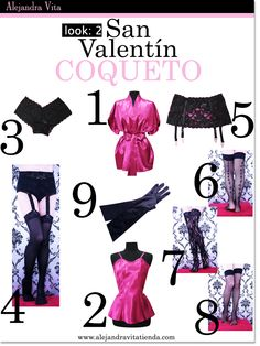 dc7bb8823e Alejandra  Vita  Lookbook 2  FLIRTATIOUS  Valentines - San Valentin   COQUETO www