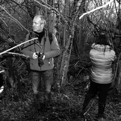 Estem atrapats entre branques! Photos
