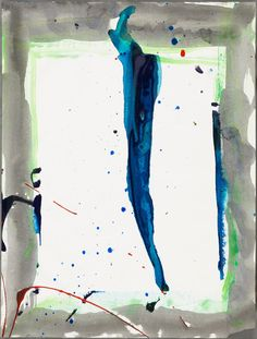 Sam Francis | Untitled (SF90-198) (1990) | Available for Sale | Artsy