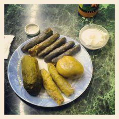 Lebanese food :-)