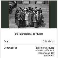 🎯 Happy International woman's day ... 🎯 #march #internationalwomensday #8demarço #quoteoftheday Happy International Women's Day, New Market, Ladies Day, Quote Of The Day, March, Marketing, 8th March, International Women's Day, Women