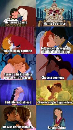 Disney's Real Princess  // funny pictures - funny photos - funny images - funny pics - funny quotes - #lol #humor #funnypictures