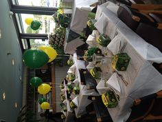 John deere baby shower. Turned out so cute!!