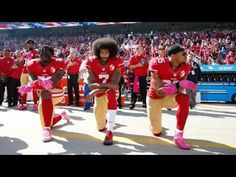 Poll Fans believe national anthem protests hurt NFL ratings-USA TODAY Sports American Athletes, American Sports, Kareem Abdul Jabbar, Girls Football Boots, Tim Tebow, Colin Kaepernick, Skateboard Girl, Usa Today Sports, Jacksonville Jaguars