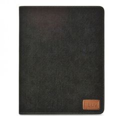Forro iLuv Stand Vaquero iPad 3 - Negro
