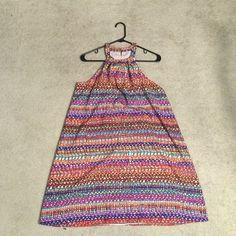 CeCe by Cynthia Stefee Mini dress Sleeveless shift dress. Falls to mid thigh. Size 4. 100% polyester   Style #7635913 Cynthia Steffe Dresses Mini