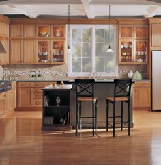 One Of Many Design Ideas For Your Kitchen From Merillat Cabinets, Available  At Zeeland Lumber