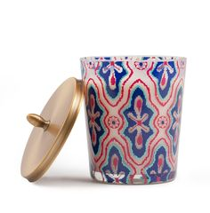 Hot Hue Candle, Mediterranean - July, Private Collection