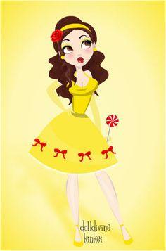 Belle by ~Fashionistasoul on deviantART