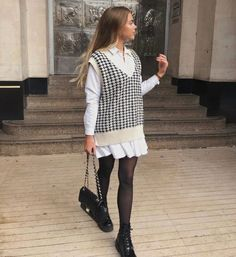 Street Style Outfits, Mode Outfits, Fashion 2020, Look Fashion, Cute Casual Outfits, Stylish Outfits, Winter Fashion Outfits, Winter Outfits, Outfit Stile