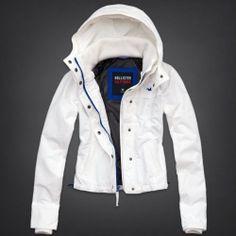 em1211's save of Hollister All-Weather Jacket on Wanelo