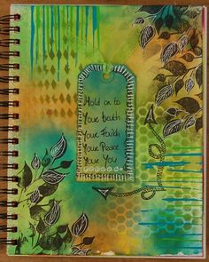 Ine's scraps: ArT Journal