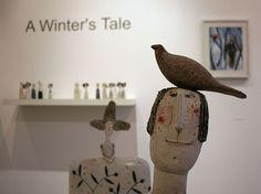 A Winter's Tale | www.orielmyrddingallery.co.uk | Oriel Myrddin | Flickr