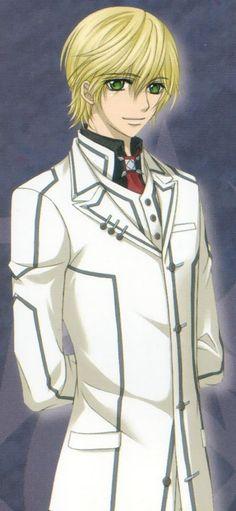 Vampire Knight | Ichijou Takuma I saw him in my dream how weird?