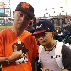One of the best ... Qbert!!! #sfgiants #attpark #turntablism #dj by r2djtoys http://ift.tt/1HNGVsC