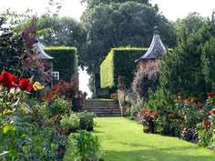 Hidcote Manor Gardens, Gloucestershire, UK