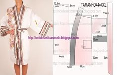 Analise de forma pormenorizada a imagem do robe feminino manga longa. Desta forma assegura que o resultado final corresponde ás suas expectativas...