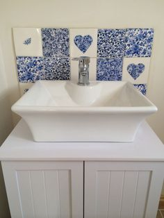 My Welbeck tiles! Bathroom kitchen tiles