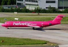 Hot Pink Airplane