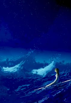Waiting for the right one by PascalCampion.deviantart.com on @deviantART
