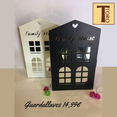 ¡No volverás a perder tus llaves! Regala algo práctico, bonito y original como un guardallaves. #tororegalos #guardallaves #hogar #decoración #regalos #felizfindesemana