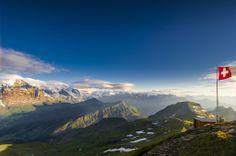 Urlaub in der Schweiz: Der Kanton Schwyz: www.hikeandbike.de