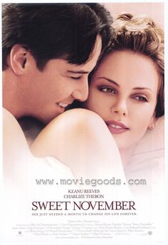 Sweet November movie posters at MovieGoods.com