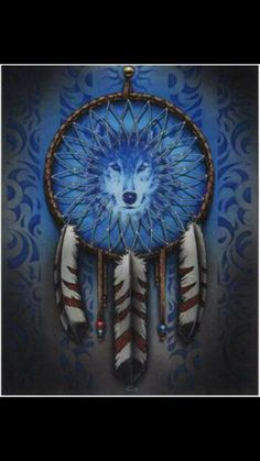 Wolves and Dream Catchers