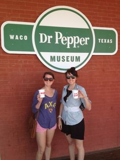 Dr Pepper Museum, Waco, TX - for debby!!! Where to take Justin on your next anniversary