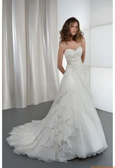 Vestido de novia Demetrios 3185 2013