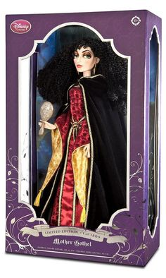 Limited Edition Mother Gothel doll