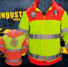 #chamarra #proteccioncivil #brigadistas #emergencias #primerosauxilios #alprouniformes una empresa que trabaja para ti!! #fabrica de #uniformes echos para durar! Motorcycle Jacket, Sports, Jackets, Tops, Fashion, Hs Sports, Down Jackets, Moda, Moto Jacket