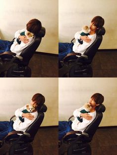 why cant i be taehyung :( or the dog. I dont care which one